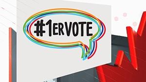 #1erVote : la voix des jeunes électeurs