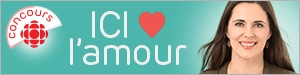 Concours: ICI l'amour!