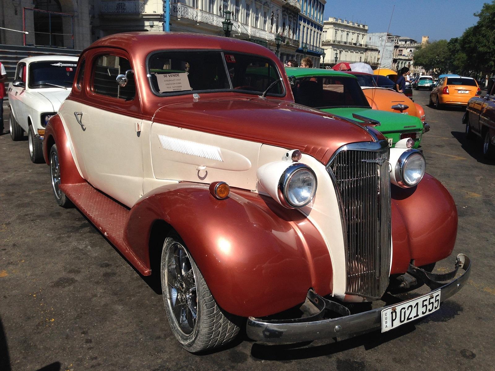 La Havane en 5 détours