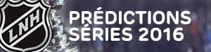 LNH: l'heure est aux prédictions