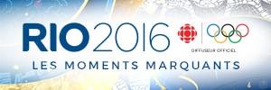 Rio 2016 - Les moments marquants