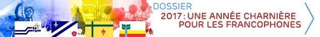 2017 : une année charnière pour les francophones