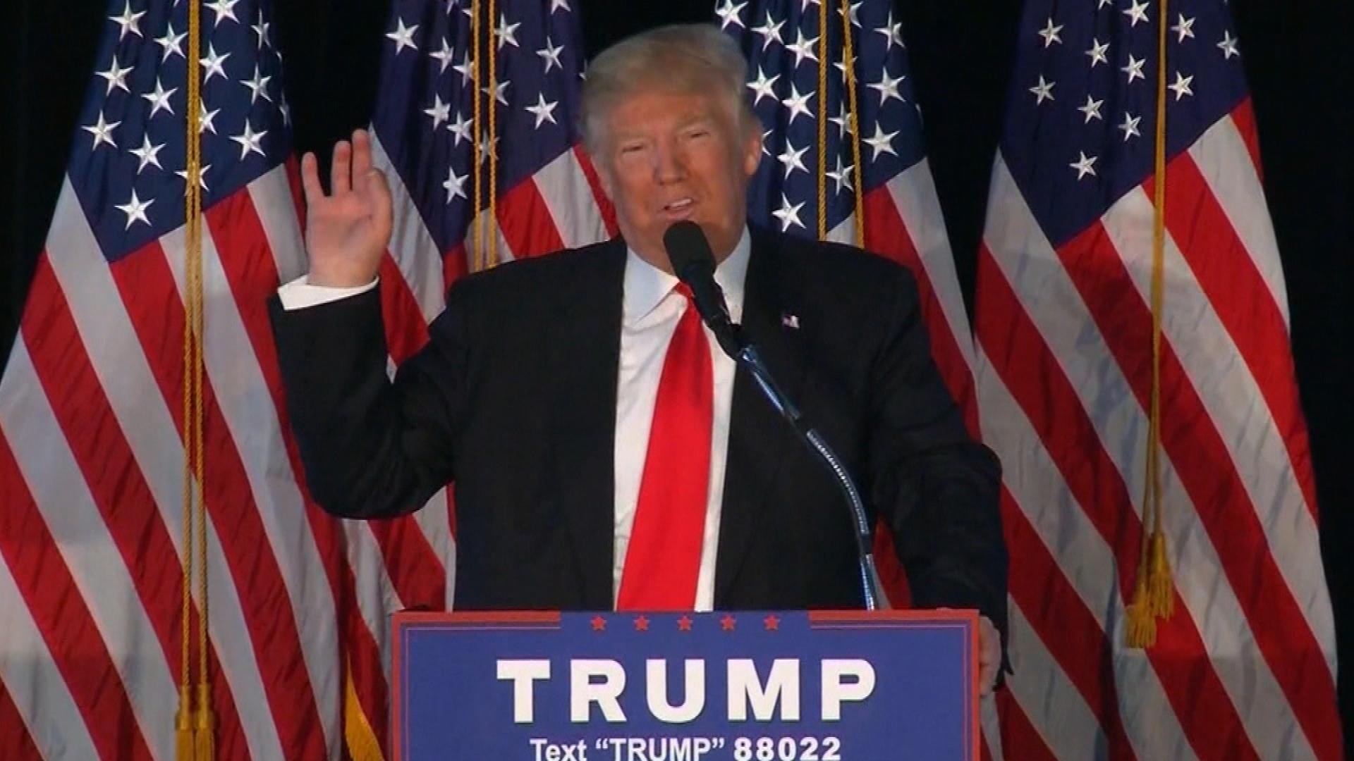 Les faits alternatifs de l'administration Trump
