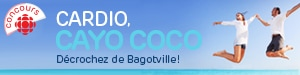 Concours - Cardio, Cayo Coco