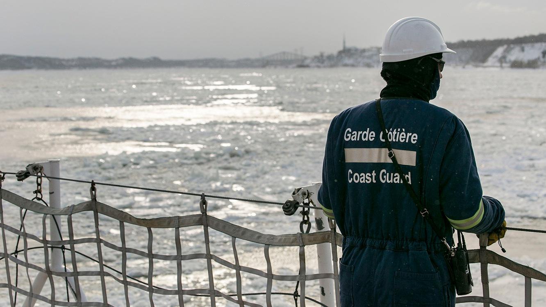 La garde côtière empoisonne-t-elle ses marins?