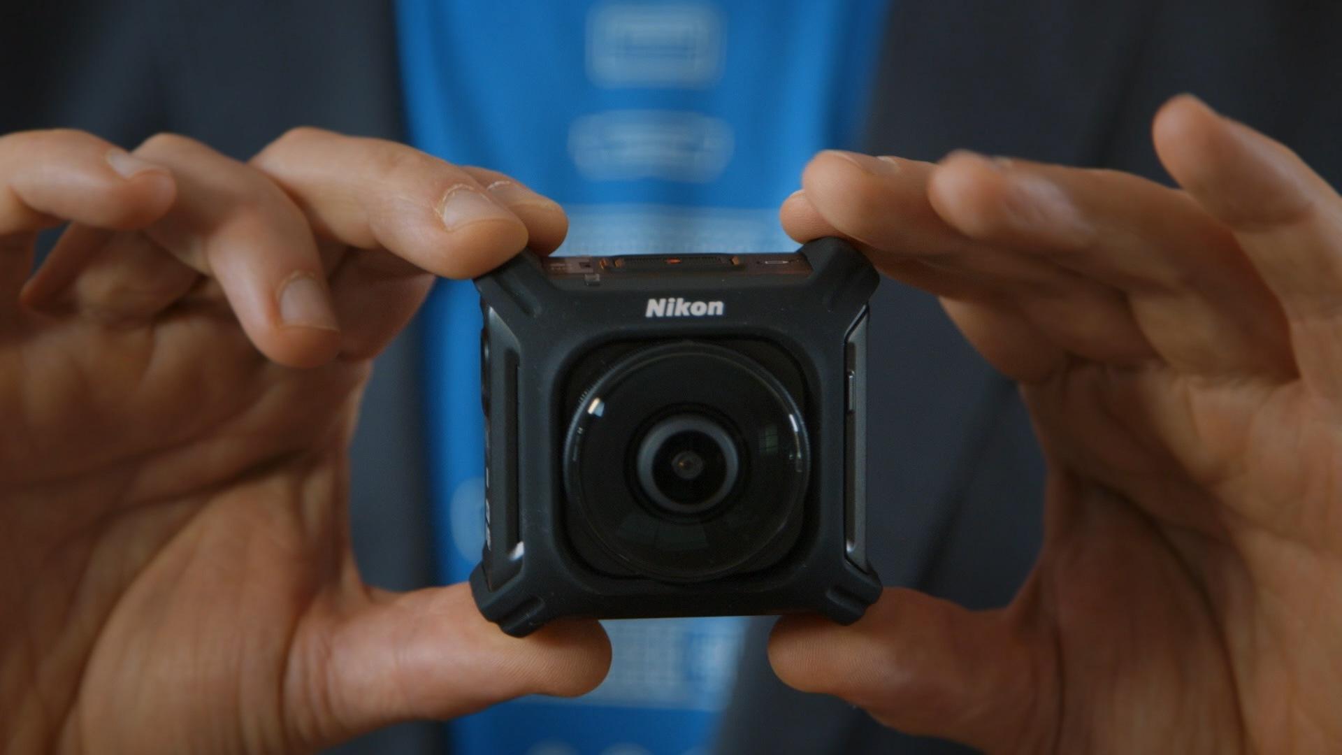 Test de la caméra 360 KeyMission de Nikon