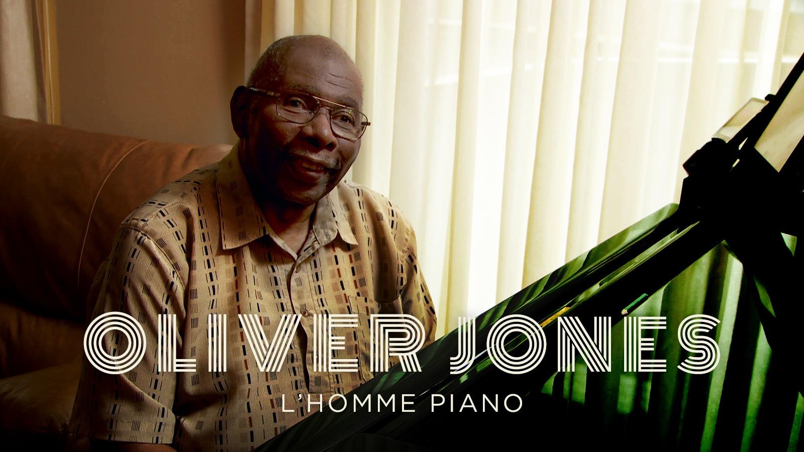 Il maîtrise tous les styles musicaux, mais le géant du piano Oliver Jones s'est véritablement épanoui en interprétant et en composant du jazz