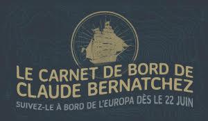 Le carnet de bord de Claude Bernatchez