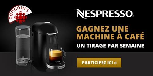 10 machines à café Nespresso à gagner