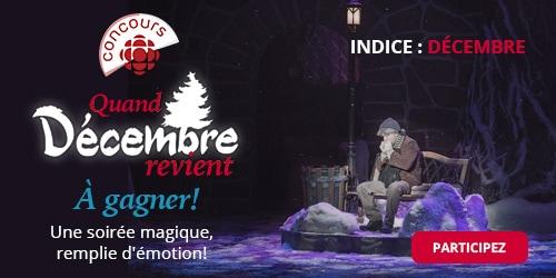 Québec Issime : Quand décembre revient