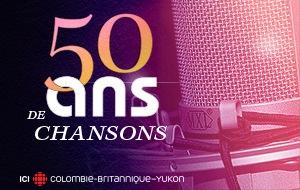 50 ans de radio. 50 ans de chansons.