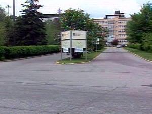 L'hôpital de Val-d'Or
