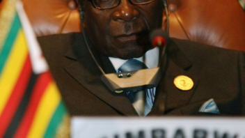 Robert Mugabe au sommet de l'Union africaine