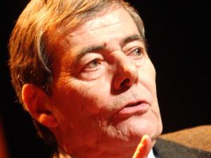 Le journaliste Michel Vastel