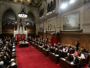 Sénat canadien (archives)