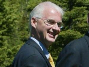 Le diplomate Robert Fowler lors Sommet du G8 en Alberta, juin 2008.