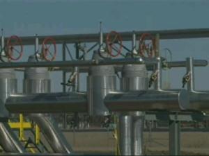 Industrie pétrolière.