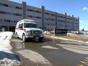L'hôpital Dr Georges-L.-Dumont