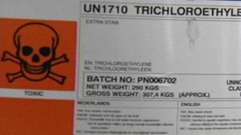 TCE (trichlorethylène)