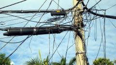 Des câbles