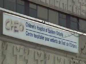 Centre hospitalier pour enfants de l'est de l'Ontario