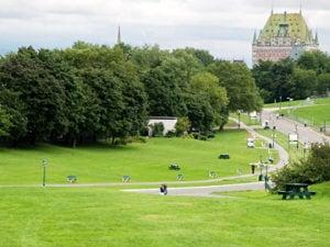 Plaines d'Abraham, Québec