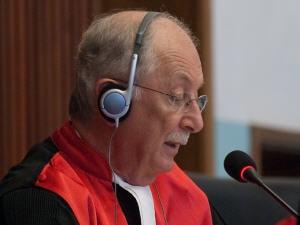 Le juge Pierre Boutet