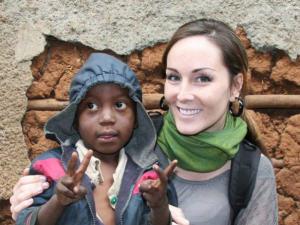 Amanda Lindhout en Somalie avant son enlèvement