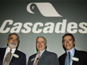 Alain Lemaire, PDG de Cascades