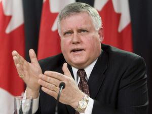 Le Commissaire à l'information du Canada, Robert Marleau.