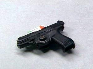 Une arme de service
