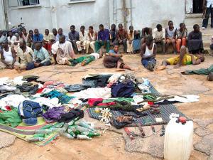 Des membres du Boko Haram arrêtés par la police