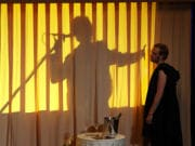 Une scène d'«Angelo, Tyran de Padoue»