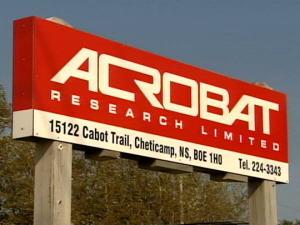Acrobat Research, Chéticamp