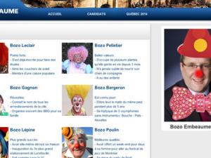 Site web de l'équipe «Embeaume»