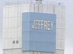 La mine Jeffrey à Asbestos