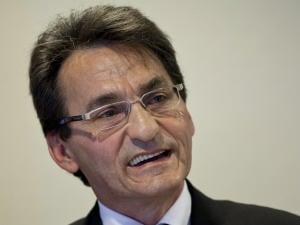 Richard Bergeron, chef du parti Projet Montréal