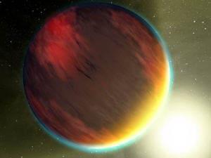 La planète HD 209458b