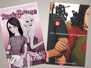 Couvertures de livres jeunesse