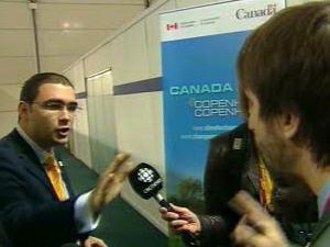 Dimitri Soudas a accusé Steven Guilbeault de «jouer un jeu».