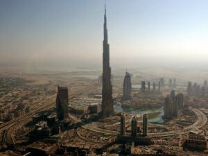 Burj Khalifa, la plus haute tour du monde
