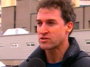 Bernard Mathieu, vice-président de l'Association des médecins d'urgence du Québec (AMUQ)