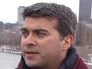 Paul-Christian Nolin, attaché de presse du maire Labeaume