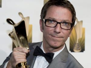Patrice L'Écuyer, lauréat du prix du meilleur animateur d'émissions de jeux au Gala Artis
