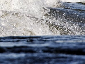 Une rivière au Canada
