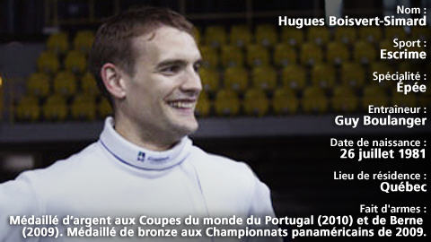 Hugues Boisvert-Simard