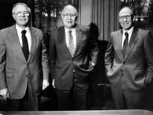 John (Jack) Irving, James Irving, Arthur Irving