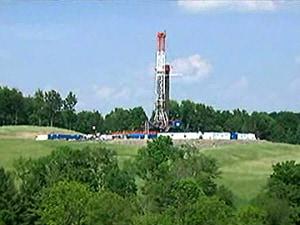 L'industrie du gaz de schiste en Pennsylvanie