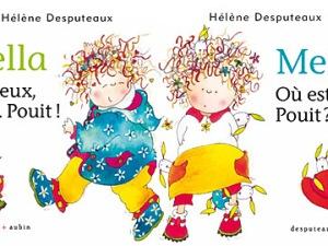 Les nouveaux albums «Mella» d'Hélène Desputeaux