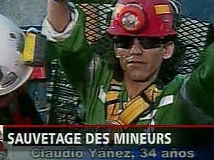 Claudio Yanez Lago est sorti à 6 h 3 pour serrer sans ses bras sa promise.